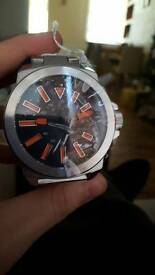Hugo boss orange mens watch