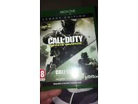 Call of duty infinite warefare/call of duty remastered
