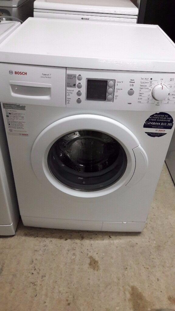 **JAY'S APPLIANCES**BOSCH**VARIO PERFECT**7KG LOAD**VERY GOOD CONDITION**DELIVERY**MORE AVAILABLE**