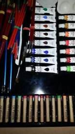 Professional Arts And Crafts Set