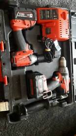 Milwaukee set M18 PP2A-5020