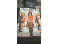 UGLY BETTY BOX SETS - SERIES 1 AND 2
