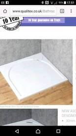 Ascent premier shower tray