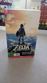 The Legend of Zelda: Breath of the Wild - Limited Edition - Nintendo Switch