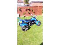 Spyracing 250cc quad bike