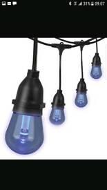 48ft (14.6m) led Light colour changing string lights set
