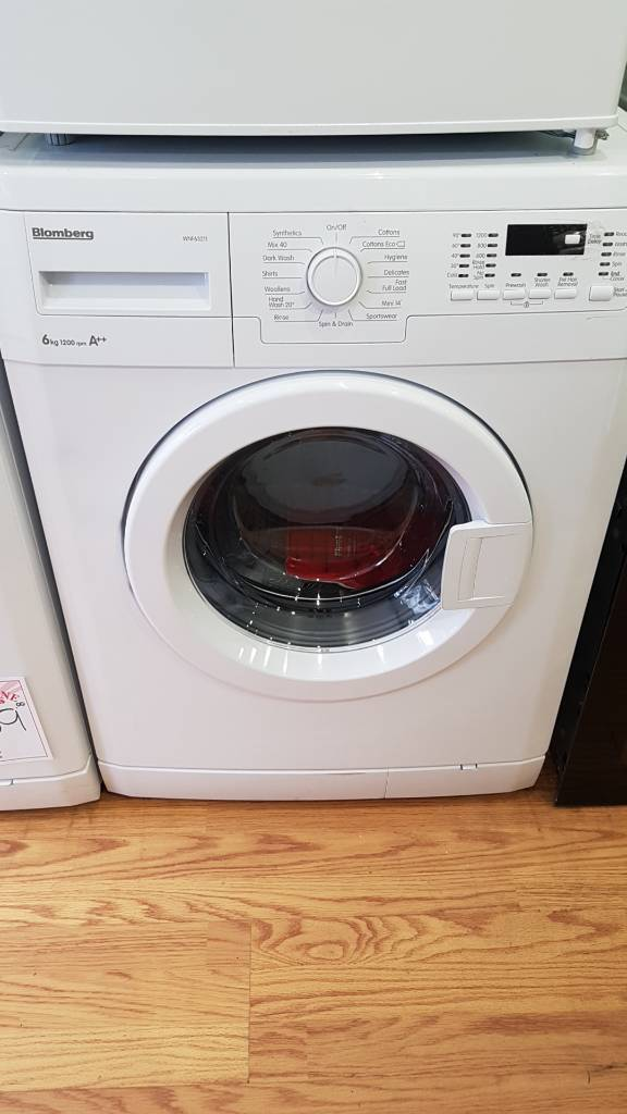 Blomberg WNF63211 New Scratch n Dent Free Delivery Connect Uplift 1 YearWarranty