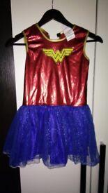 Girl costume Wonder Woman Age 5-6 years