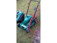 Qualcast Lawnmower Power Trax 4000 (Electric)