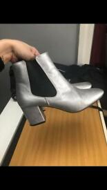 ASOS RICKY mid heeled sock boots size 7 | in Bristol | Gumtree