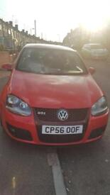 2007 VW GOLF GTI 2.0 TFSI for SALE or SWAP BMW, AUDI, FOCUS, FIESTA, ASTRA, CIVIC TRY ME**