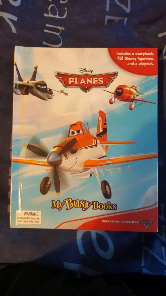 My Busy Book Disney Planes