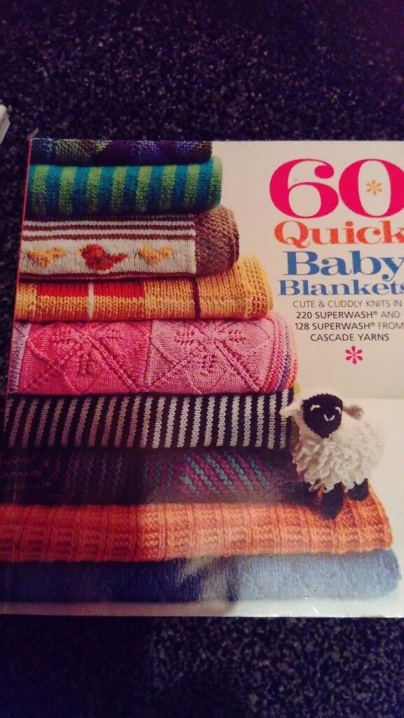 Knitting Patterns Book In Stockport Manchester Gumtree