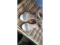 Womens shoes/sandals 8