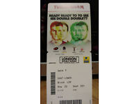 Twickenham London Double Header Tickets Rugby Union Match 03 Sep 2016