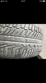315/30 R20 part worn tyres £70 for the pair