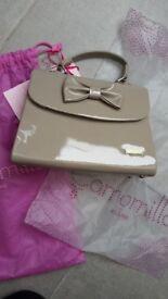 Italian Camomilla handbag bought in Milan designer clutch bag not Mulberry