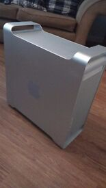 Apple G5 Powermac (not working) All aluminium Great project to modify to a amazing looking PC case