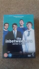 The In Betweeners. Boxed set Series 1, 2 and 3