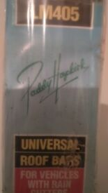 Paddy Hopkirk roof bars still in sealed wrapping