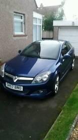 Vauxhall Astra Coupe SRI 1.9 TDI