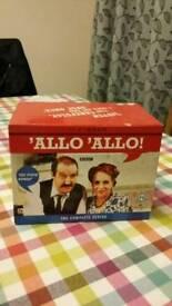 'Allo 'Allo complete box set