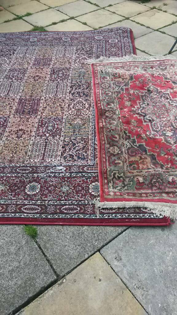 2 Rugs 1 Large Rug Is 67 X 91 Inches Long In Newcastle Tyne