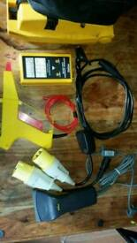 Eletric pat tester