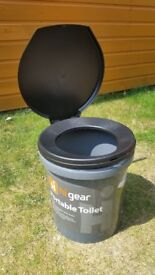High Gear Portable Travel Toilet For Sale