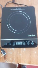 Induction Hob, VonShef