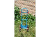 Trolley 200kg Heavy Duty 6 Wheels Stair Climber Cart Sack Truck Hand Folding