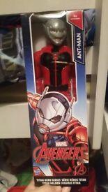 Brand new ant man marvel figure