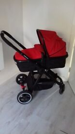 Mothercare journey buggy & matching car seat