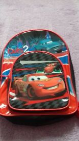 Kids Disney Cars 2 backpack. Excellent condition. Never used.