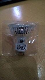 GU10 Halogen 50w Downlighter bulbs