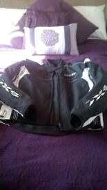 Men's motorbike jacket