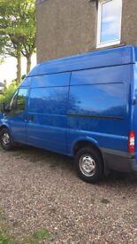 2012 ford transit 115 T350M FWD £3,500.00 ( NO VAT )