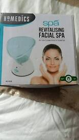 Brand new sealed facial spa ideal gift