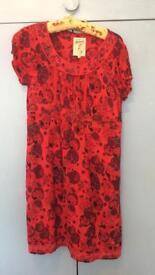Mantaray dress size 12