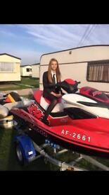 Seadoo 1500cc Supercharged ONLY DONE 76 hours