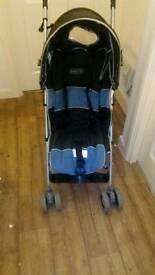 Lovely baby's pushchair