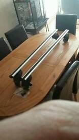 Seat leon roof bars