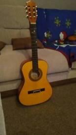 Herald Nylon string 3/4 guitar