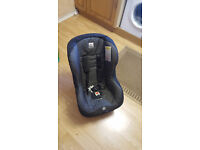 Reclining car seat for sale excellent condition