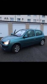 ***RENAULT CLIO*** 52 plate LOW MILES