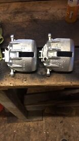 Honda Civic ep2 fully reconditioned front Calipers with carriers