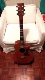 Tanglewood TW145-SC Cutaway Electro-acoustic guitar - NO OFFERS