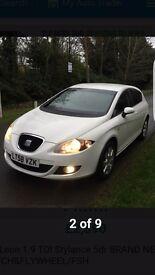 Seat leon very very good condition