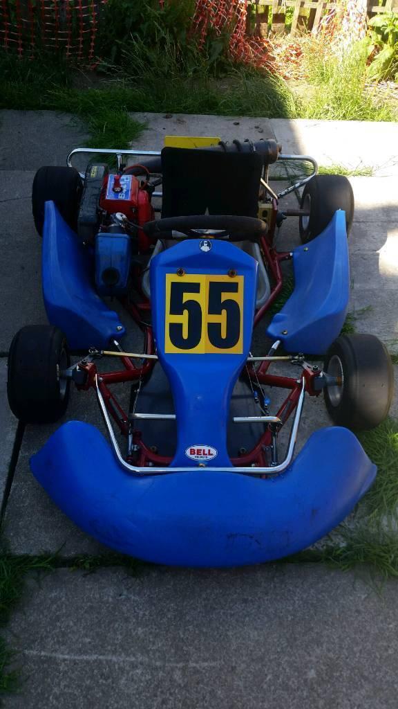 Petrol go kart 60cc