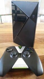 Nvidea Shield ultimate 4k uhd gaming and android tv system, kodi ready